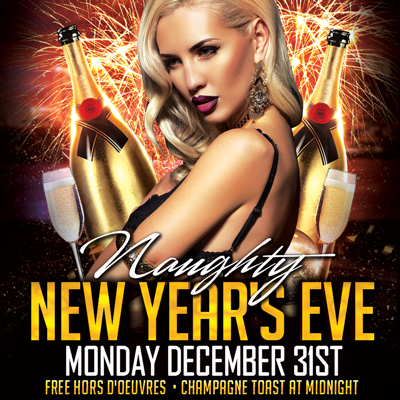 New Year's Eve Party at Gold Club